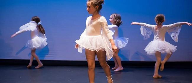 Kids Intermediate Ballet Dance Classes (Ages 7-9)
