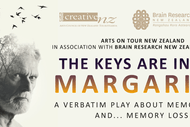 Image for event: The Keys Are In the Margarine