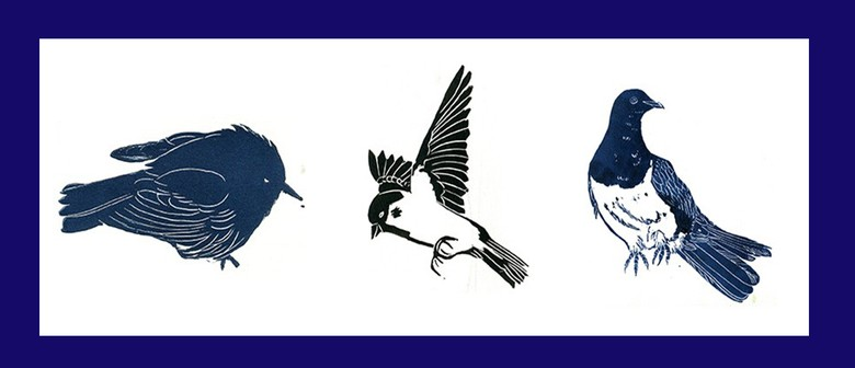 VCW3: Lino Cut Printing Workshop with Val Cuthbert