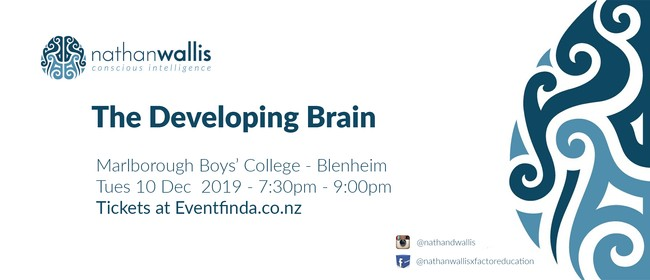 The Developing Brain - Blenheim