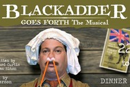 Image for event: Blackadder Goes Forth, The Musical - Dinner Theatre