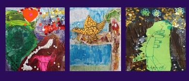 JBH4.1: Mixed Media Painting with Jo Bain