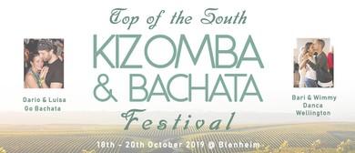 Top of the South Kizomba & Bachata Festival