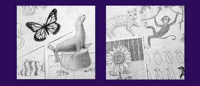 EBH4.2: Drawing for Beginners with EIon Bryant