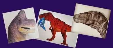 SMH4: Dinosaur Drawings with Sam Moore