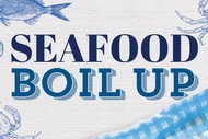 Image for event: The Crab Shack Seafood Boil Up!