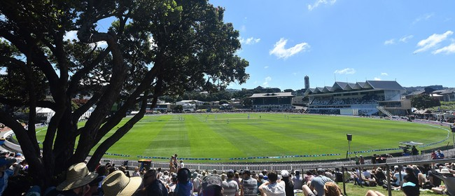 BLACKCAPS v India Test