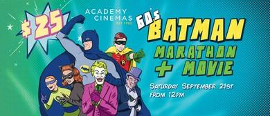 60s Batman Marathon & Movie