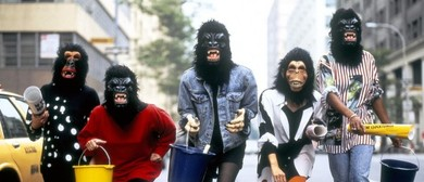 Gig: Guerrilla Girls at Auckland Art Gallery