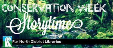 Help Kaitaia Library Celebrate Conservation Week