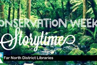 Image for event: Help Kawakawa Library Celebrate Conservation Week