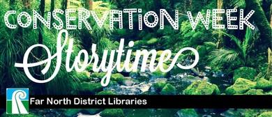 Help Kaeo Library Celebrate Conservation Week