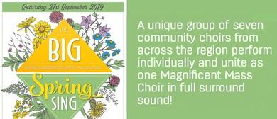 The Big Spring Sing