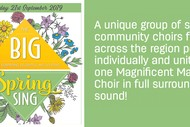 Image for event: The Big Spring Sing