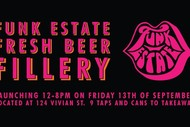 Image for event: Funk Estate Fillery Opening Day
