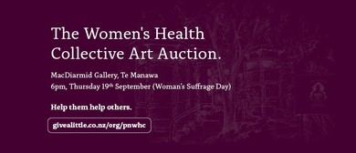 The Women's health Collective Art Auction