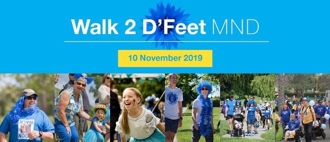 Walk 2 D'Feet MND Auckland 2019