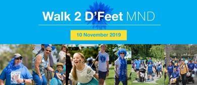Walk 2 D'Feet MND 2019
