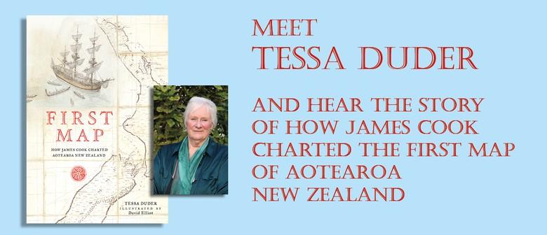 Tessa Duder - First Map