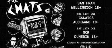 The Chats - Identity Theft Tour