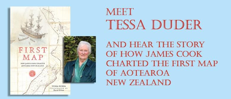 Tessa Duder - First Map Tour