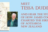 Image for event: Tessa Duder - First Map Tour