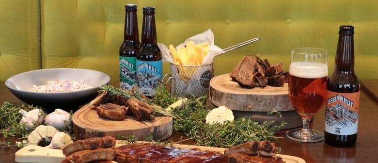 Craft Beer And BBQ Lunch