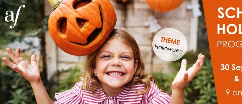 School Holiday Programme - Halloween