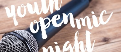 Child & Youth Open Mic