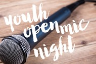 Image for event: Child & Youth Open Mic