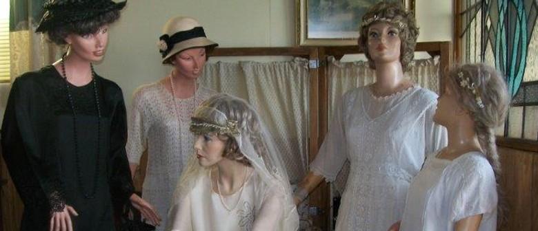 Vintage Wairarapa Wedding Gowns 1921-1969