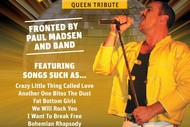 Image for event: Bohemian Rhapsody Queen Tribute Show