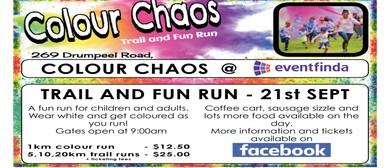 Colour Chaos Trail and Fun Run