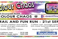 Colour Chaos Trail and Fun Run