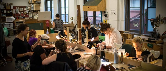 Monday Evening 8 week Jewellery Class