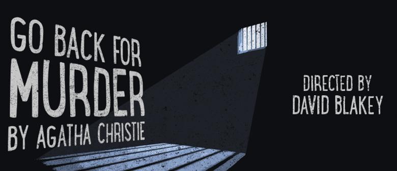 Go Back For Murder by Agatha Christie
