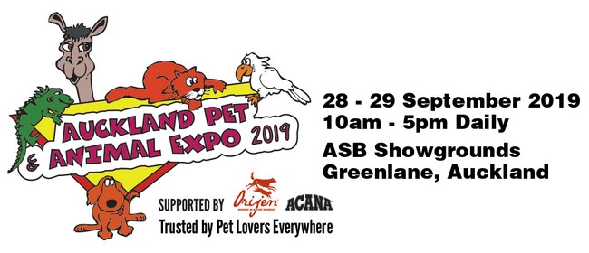 Auckland Pet & Animal Expo 2019