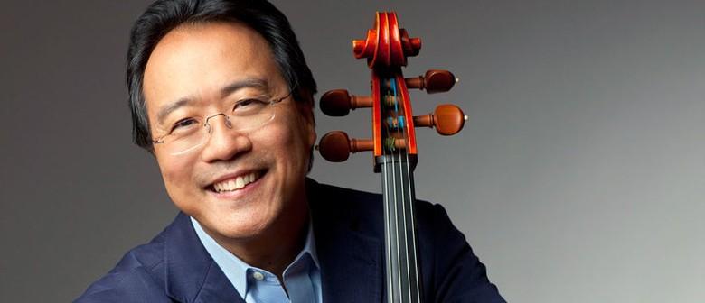 Yo-Yo Ma The Bach Project