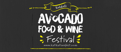 Katikati Avocado Food and Wine Festival