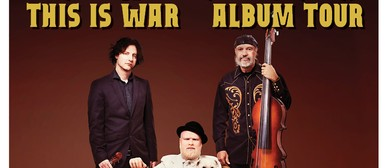"Albi & The Wolves ""This Is War"" Album Tour"