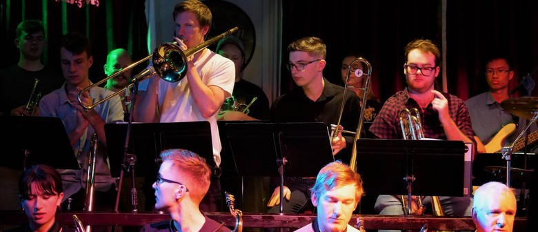 The New Zealand School of Music Big Band