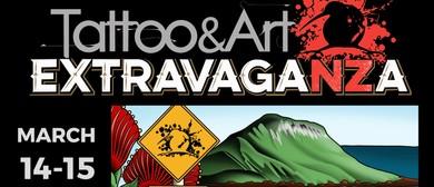 Tattoo & Art Extravaganza 2020