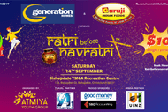 Image for event: Ratri Before Navratri 2019