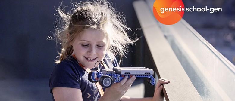 Renewable Energy with LEGO and Genesis School-gen