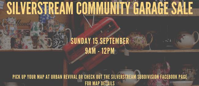 Silverstream Community Garage Sale