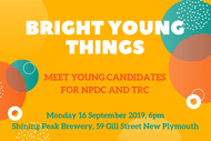 Image for event: Bright Young Things: Meet Young Candidates for NPDC and TRC