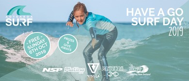 Have A Go Surf Day 2019