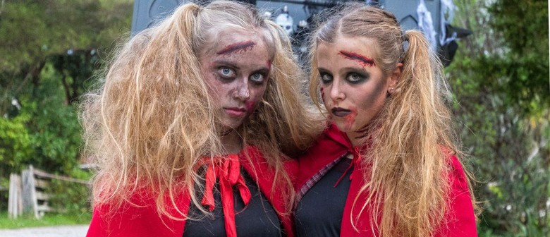 Village Frights: Halloween at Howick Historical Village