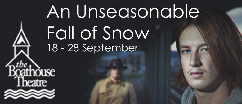 An Unseasonable Fall Of Snow