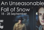 Image for event: An Unseasonable Fall Of Snow